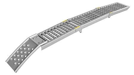 Rampa para escaleras modelo Las 10607